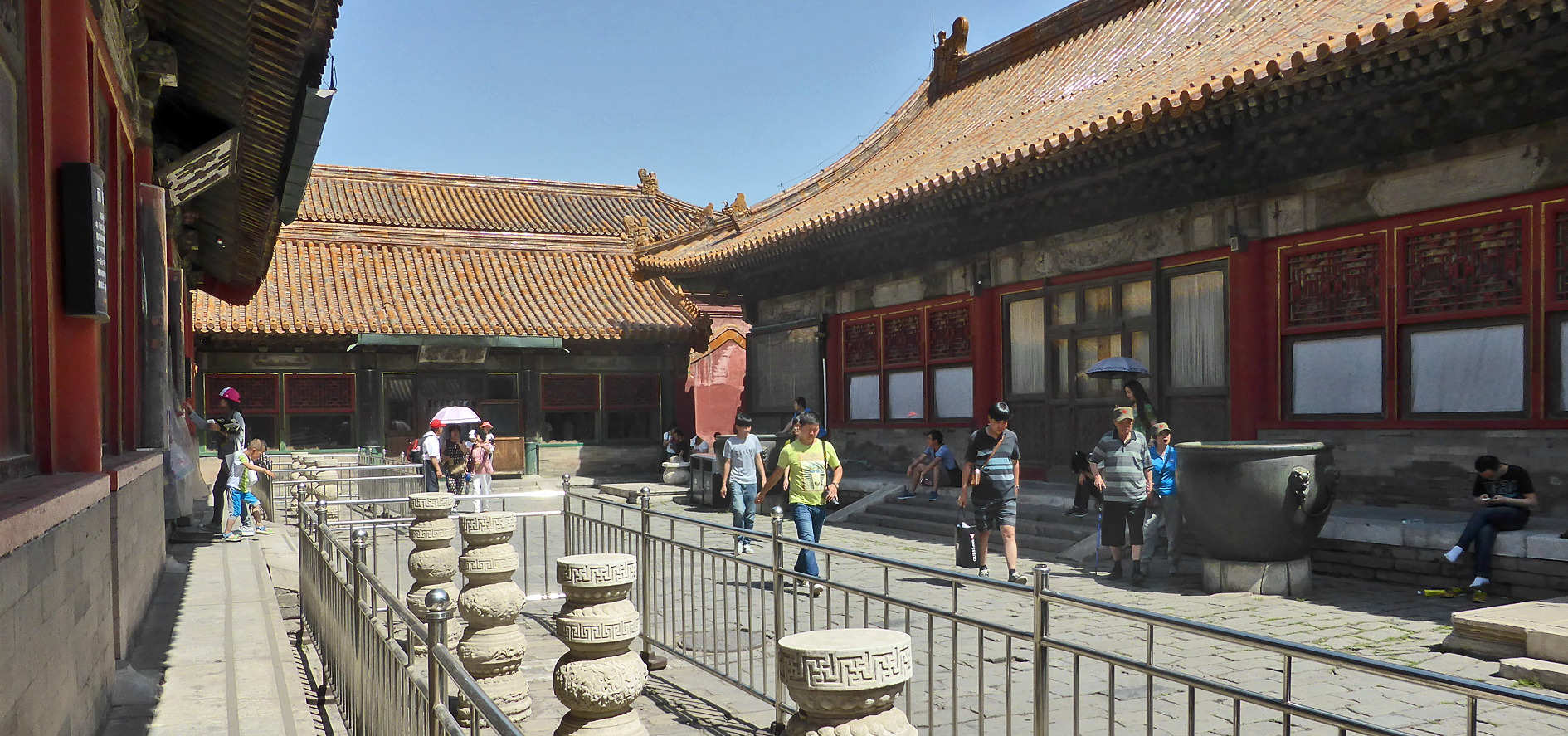 Forbidden city: where the concubines lived