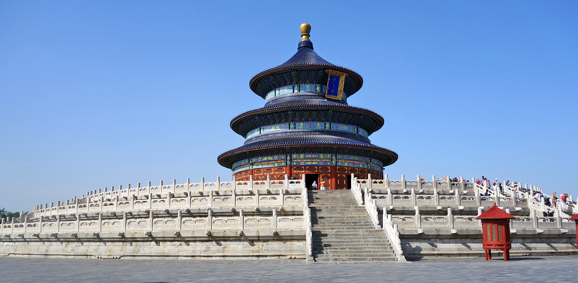 Beijing: The Temple of Heaven