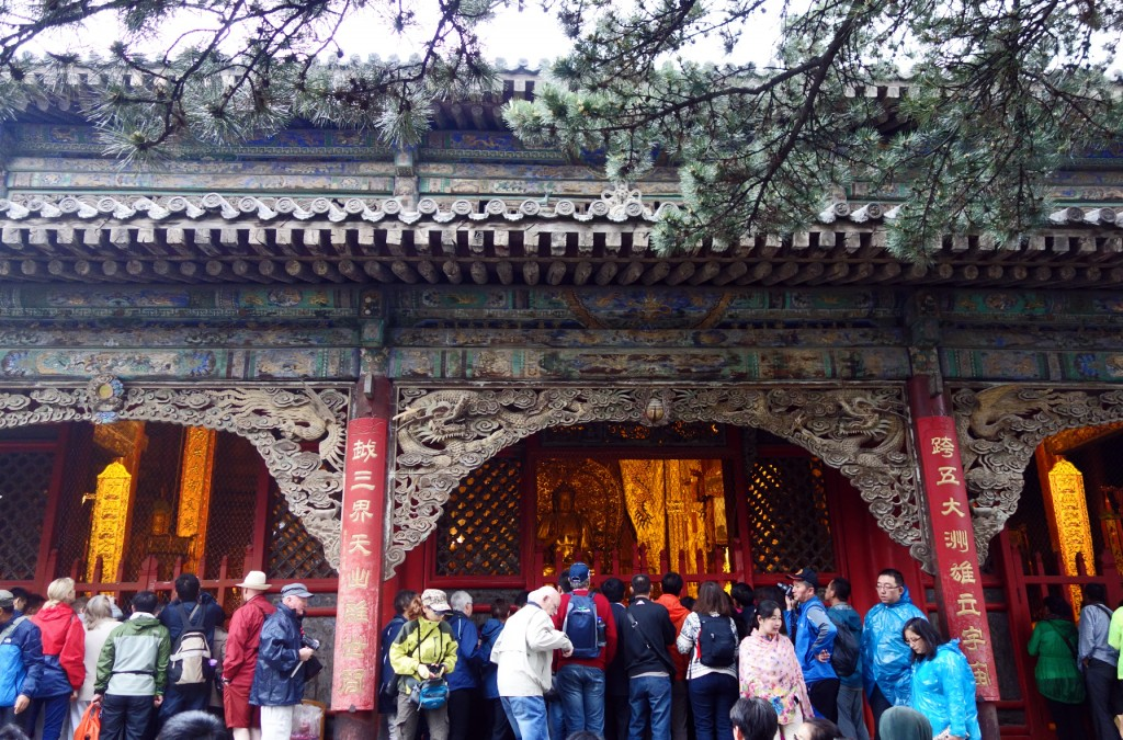 Xiantong Temple Great Hall