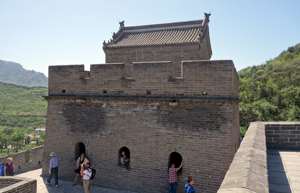 Great Wall of China Signal tower